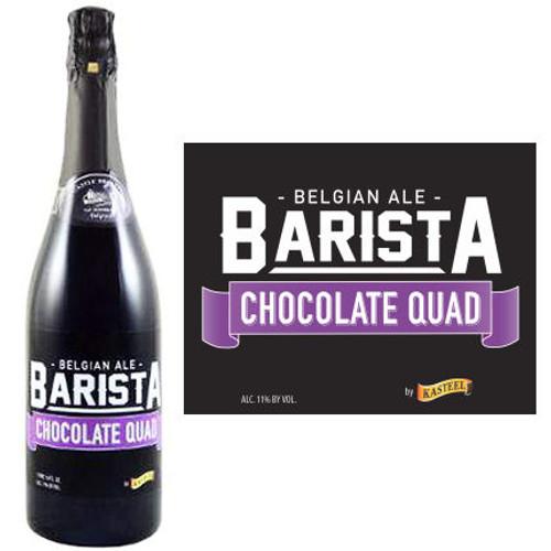 Kasteel Barista Chocolate Quad (Belguim) 750ml