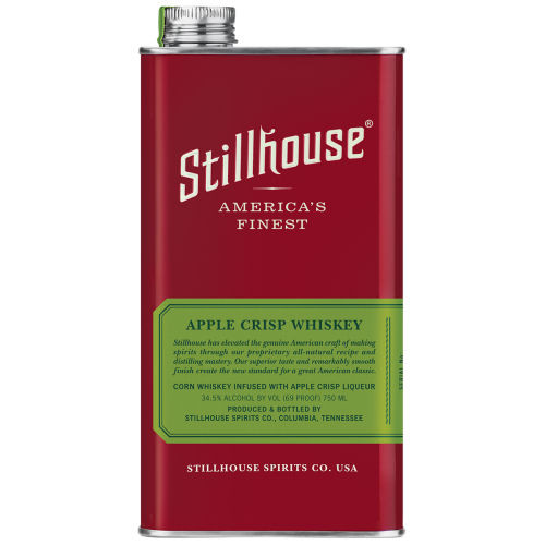Stillhouse Apple Crisp Whiskey 750ml Can