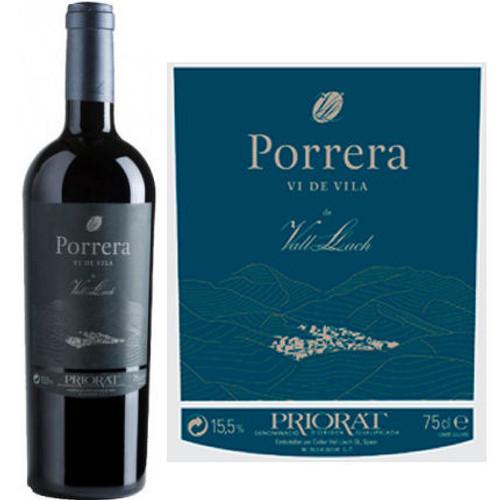 Vall Llach Porrera Vi de vila DOQ Priorat