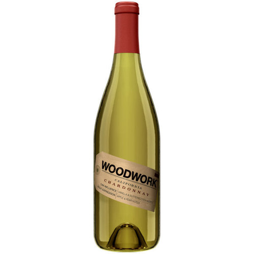 Woodwork California Chardonnay