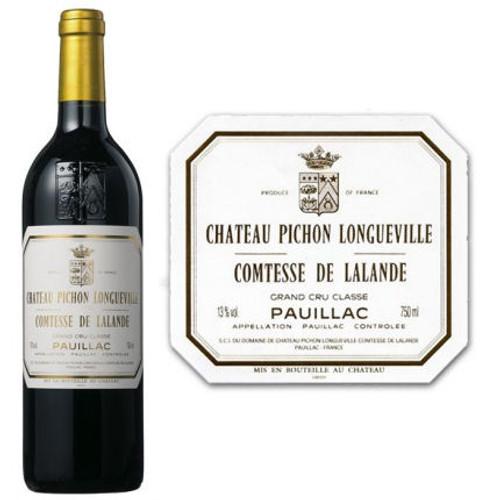 Chateau Pichon-Longueville Comtesse de Lalande Pauillac, 071570017439