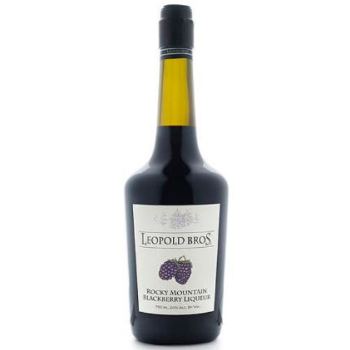 Leopold Bros. Rocky Mountain Blackberry Liqueur 750ml