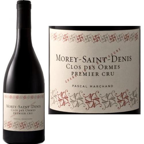 Pascal Marchand Morey-St-Denis Clos des Ormes Premier Cru