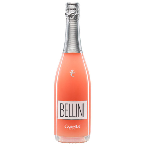 Canella White Peach Bellini NV