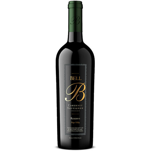 Bell Cellars Reserve Napa Cabernet