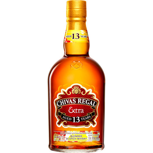 Chivas Regal Extra 13 Year Old Blended Scotch 750ml