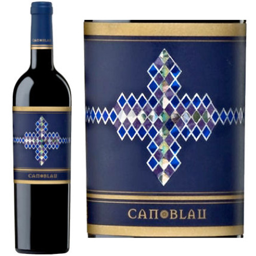 Celler Can Blau Can Blau Montsant Red
