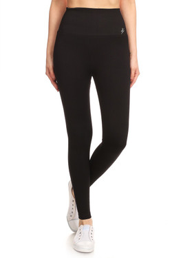 Front image of Wholesale Women's Free Motion Workout Leggings