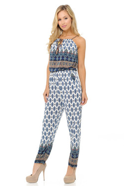 Wholesale Fashion Casual Morning Fresh Summer Jumpsuit