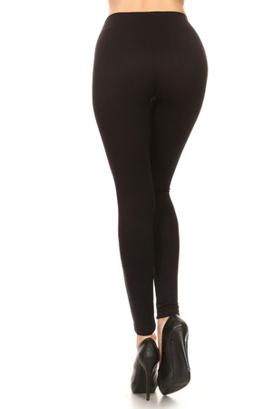 Wholesale Duo Slashed Seamless Leggings