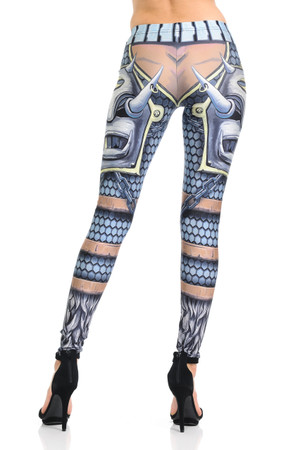 Wholesale Premium Graphic Horde Armor of War Leggings
