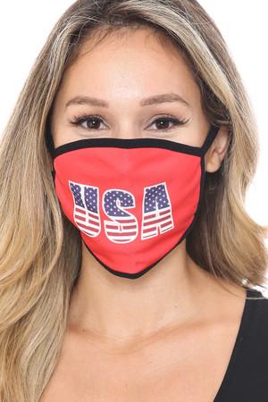 Wholesale Election USA Face Mask