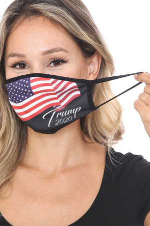 Wholesale Trump 2020 Face Mask
