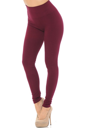 Wholesale Comfy Heathered High Waisted Leggings