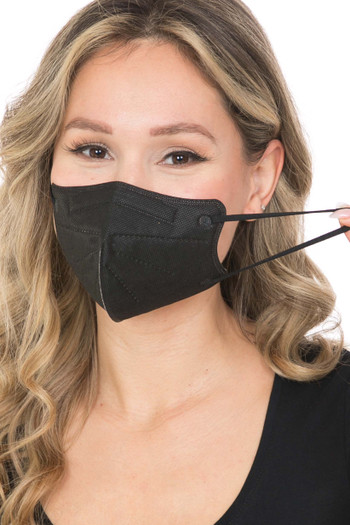 20 Pack - KN95 Face Mask - Comfort Form Fit - Individually Sealed