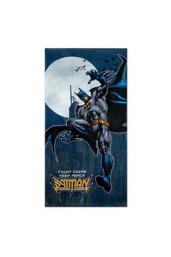 Wholesale Fight Crime Batman Oversized Cotton Beach Towel