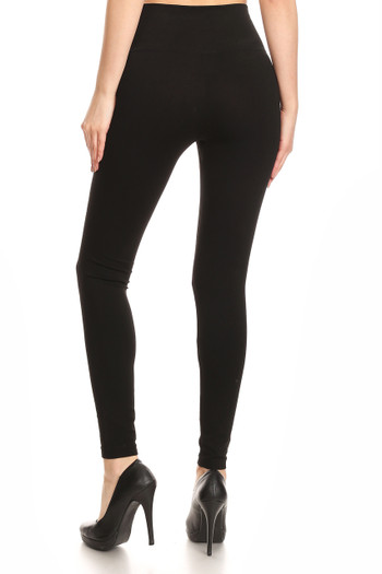 Wholesale Premium Tri Thigh Mesh Seamless Leggings