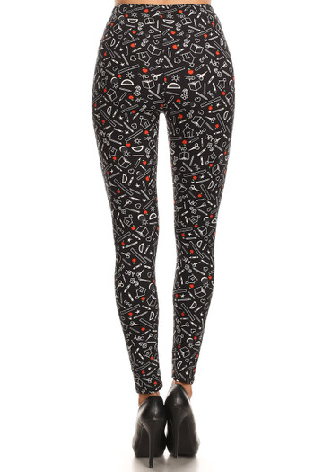 Wholesale Buttery Soft College Student Leggings