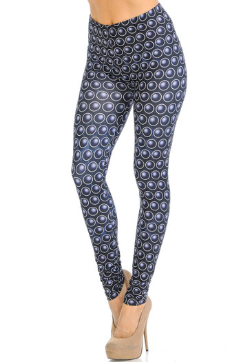 Wholesale Creamy Soft 3D Ball Bearing Leggings - Signature Collection