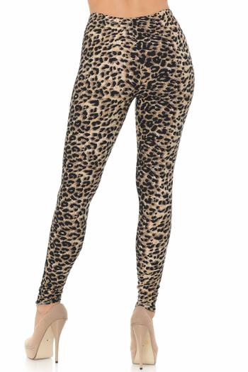 Wholesale Buttery Soft Feral Cheetah Leggings