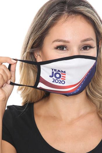 Wholesale Team Joe Biden Face Mask