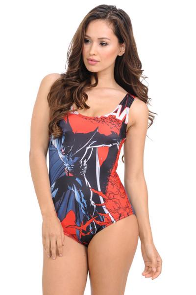 Wholesale Bat Comic Superhero Bodysuit