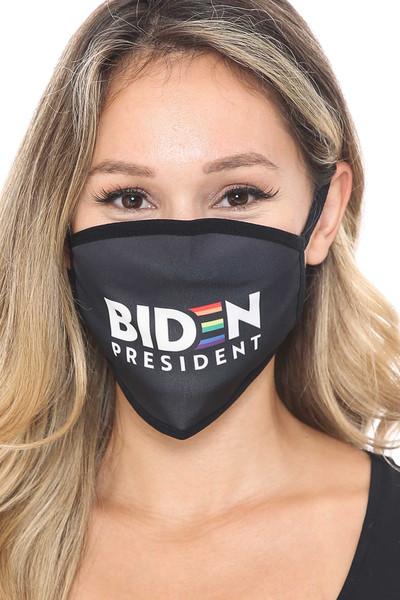 Wholesale Biden for President Face Mask