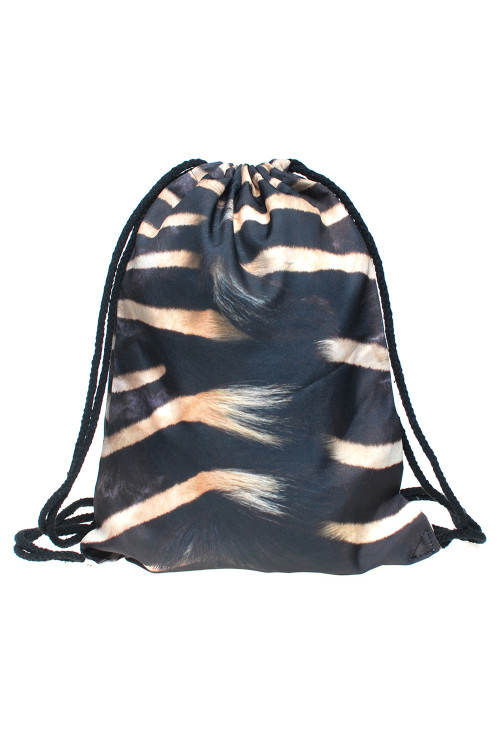 Wholesale Graphic Print Drawstring Sack Backpack - 28 Styles