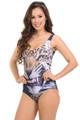 Wholesale Mighty Leopard Bodysuit