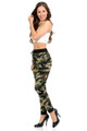 Wholesale Buttery Soft Risky Business Camouflage Joggers