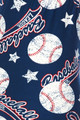 Wholesale Buttery Soft Major League Baseball Kids Leggings
