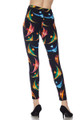Wholesale Buttery Soft Gorgeous Angel Fish Leggings