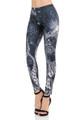 Wholesale Premium Graphic Galaxy Tentacle Leggings