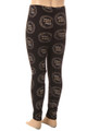 Wholesale Buttery Soft Grateful Thankful Blessed Thanksgiving Kids Leggings