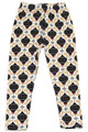 Wholesale Buttery Soft Hanging Xmas Ornament Kids Leggings