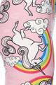 Wholesale Buttery Soft Pink Rainbow Unicorn Leggings