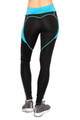 Wholesale Blue Heart Women's Workout Leggings