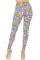 Wholesale Buttery Soft Geometric Spindles Leggings