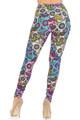 Wholesale Creamy Soft Sugar Skull Leggings - USA Fashion™