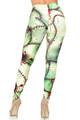 Wholesale Creamy Soft Zombie Leggings - USA Fashion™