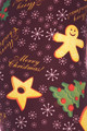 Wholesale Buttery Soft Merry Christmas Holiday Cookies Leggings