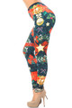 Wholesale Creamy Soft The Love Christmas Leggings - USA Fashion™