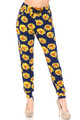 Wholesale Buttery Soft Summer Daisy Joggers