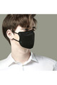 Wholesale Black Oral Filtration Face Mask - SINGLES - INDIVIDUALLY WRAPPED