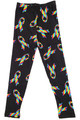 Wholesale Buttery Soft Autism Awareness Kids Leggings