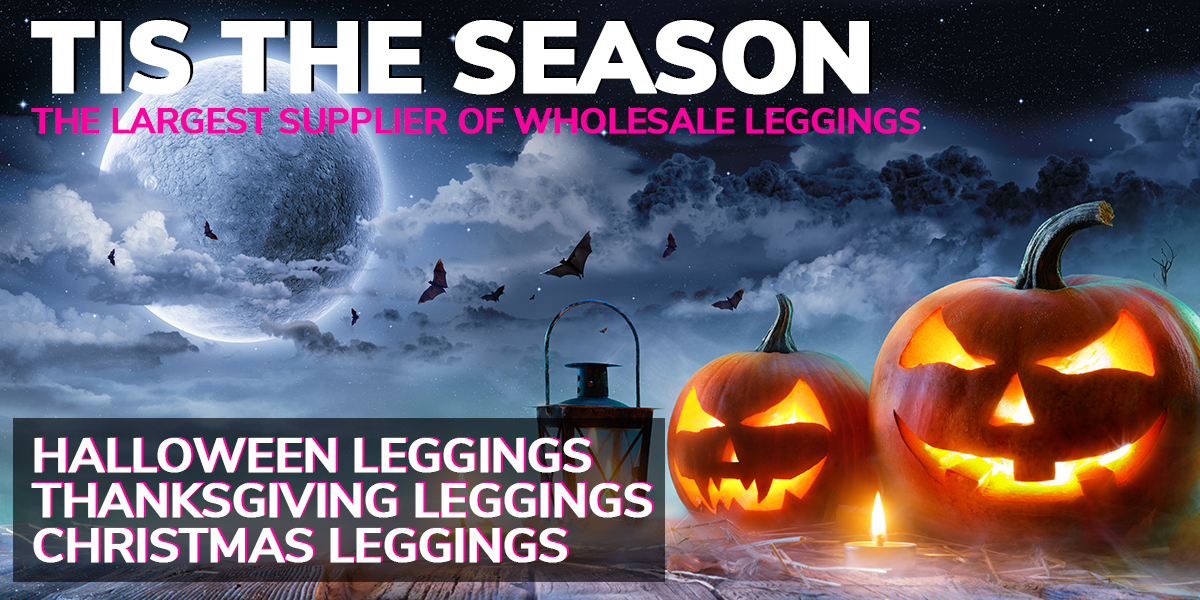 Shop Wholesale Halloween Leggings