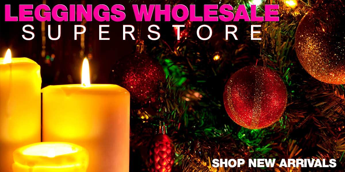 Shop Wholesale Holiday Leggings