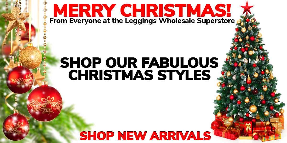 Shop Wholesale Christmas Leggings