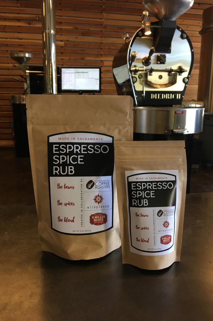 Espresso Spice Rub