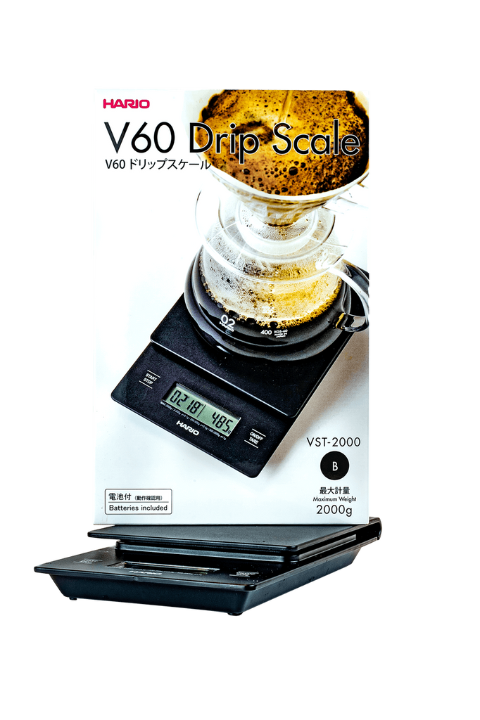 Hario Drip Scale w/Timer